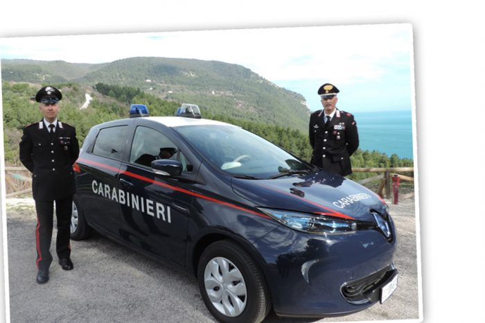 Osimano di 43 anni ne dichiara l'uso personale<br> SE NE VA IN GIRO<br> CON L'HASHISH NELLE MUTANDE!<br> I Carabinieri segnalano incensurato