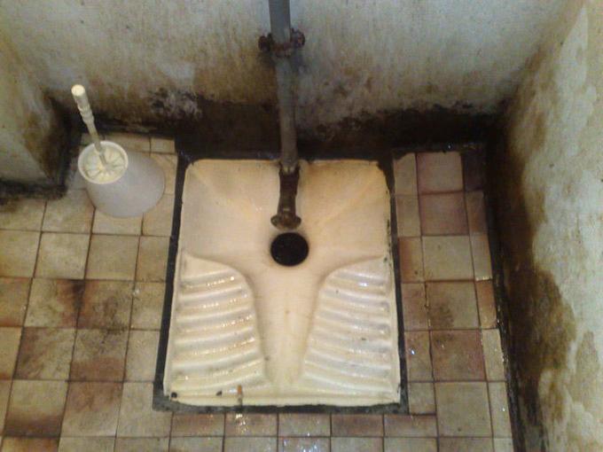 Ore campanella a vuoto ore 9 panino a bersaglio bagno alla turca