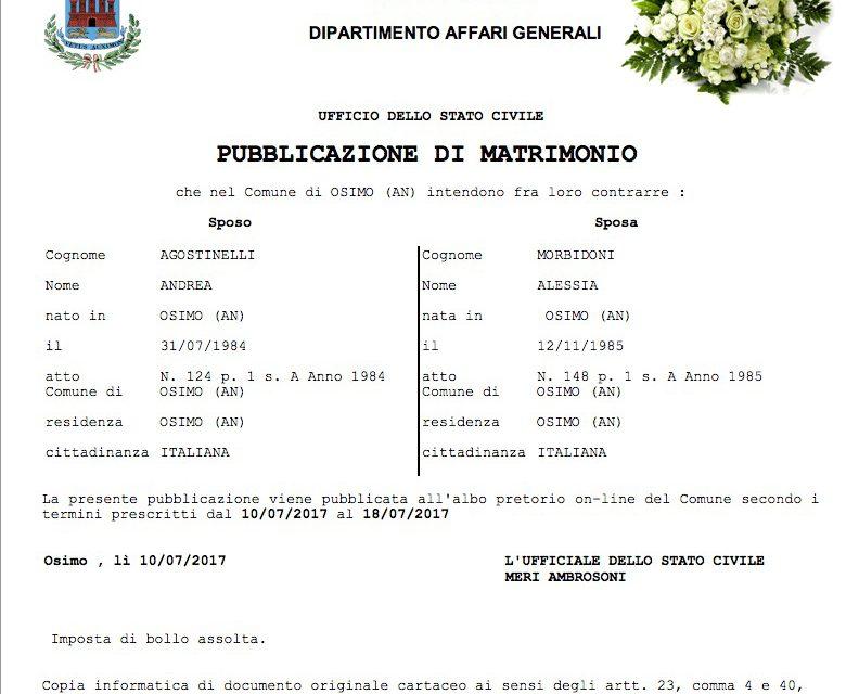 <span>Agostinelli-Morbidoni-Osimo</span>