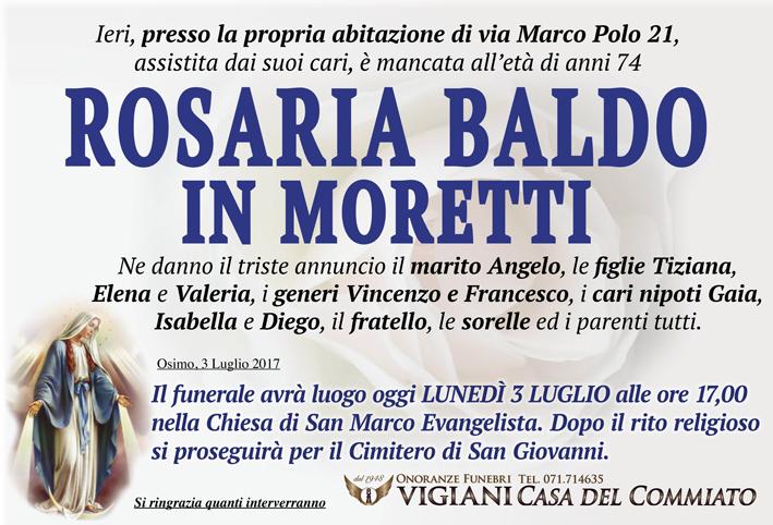 <span>Baldo-Rosaria-Osimo</span>