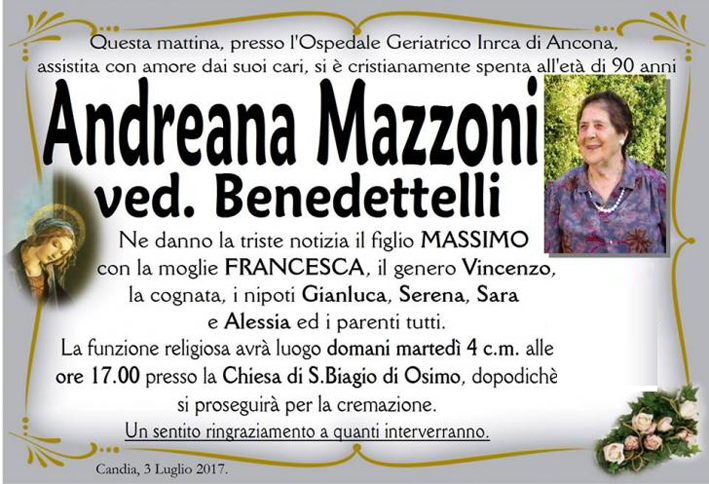 <span>Mazzoni-Andreana-Osimo</span>