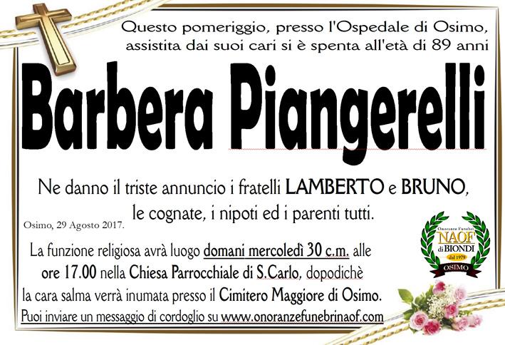 <span>Piangerelli-Barbera-Osimo</span>