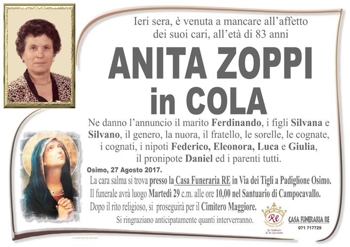 <span>Zoppi-Anita-Osimo</span>