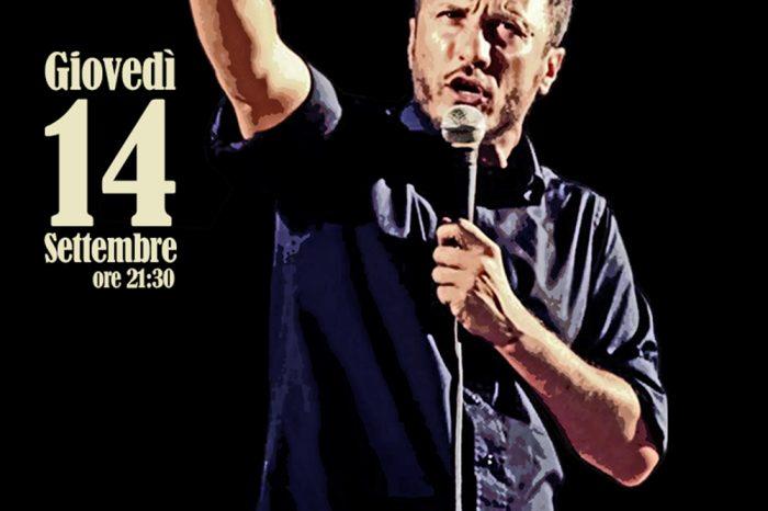 14 settembre - Giorgio Montanini