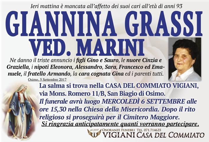 <span>Grassi-Giannina-Osimo</span>