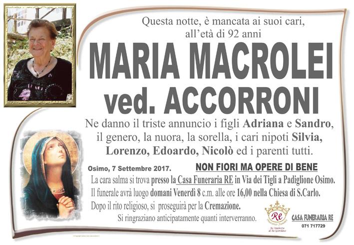 <span>Macrolei-Maria-Osimo</span>