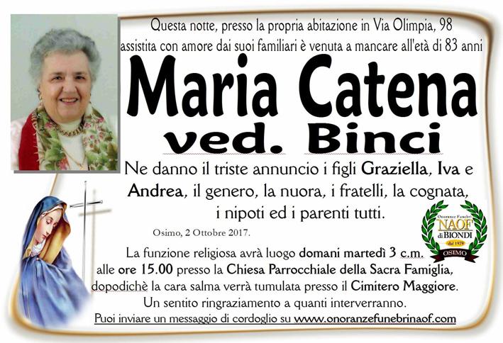 <span>Catena-Maria</span>