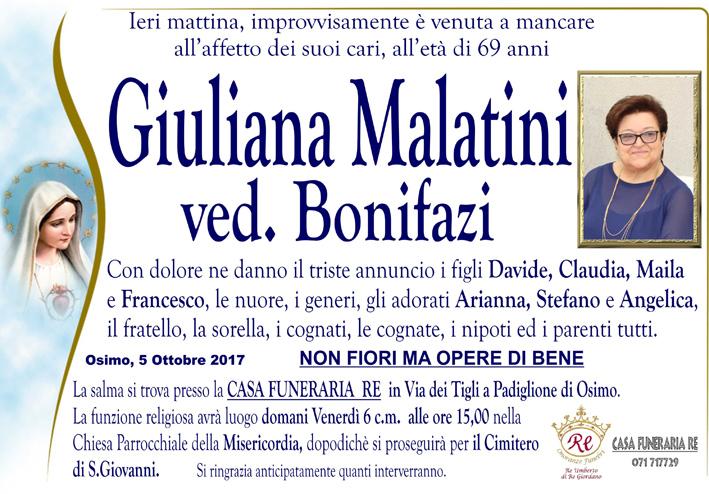 <span>Malatini-Giuliana-Osimo</span>