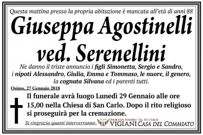 <span>Agostinelli-Giuseppa</span>