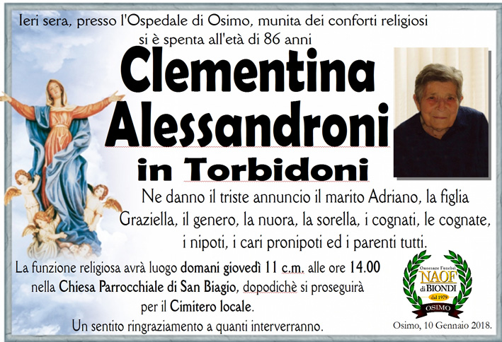 <span>Alessandroni-Clementina</span>