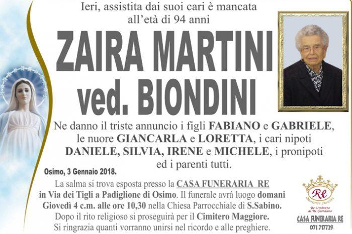 <span>Martini-Zaira</span>