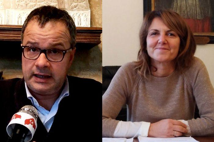 IL DUO OSIMAN-PORTORECANATESE<br> PELLEGRINI & ANDREONI (PD)<br> CONTESTA LA RICANDIDATURA DI PUGNALONI