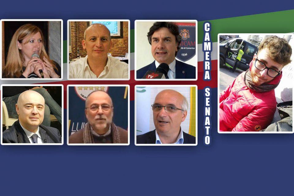 2018, L'ANNO DELLA POLITICA AL ROVESCIO<br> CANDIDATI A GARA PER NON FARSI CONOSCERE!<br> TANTO CONTA SOLO L'APPEAL DEL PARTITO...