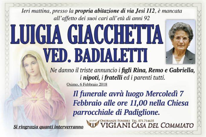<span>Giacchetta-Luigia</span>
