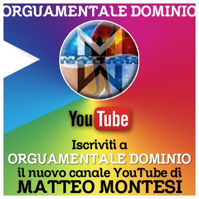 22 febbraio 2018 - Il nuovo canale di Matteo Montesi