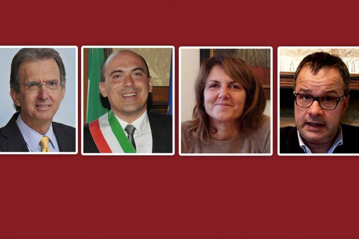 IL PD RICHIEDE LA TESTA DI PUGNALONI<br> CHE INVECE SI RICANDIDA COME SINDACO!