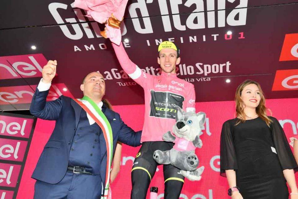 Giro d'Italia: Battaglin favorito per la vittoria dell'undicesima tappa, a quota 6,50