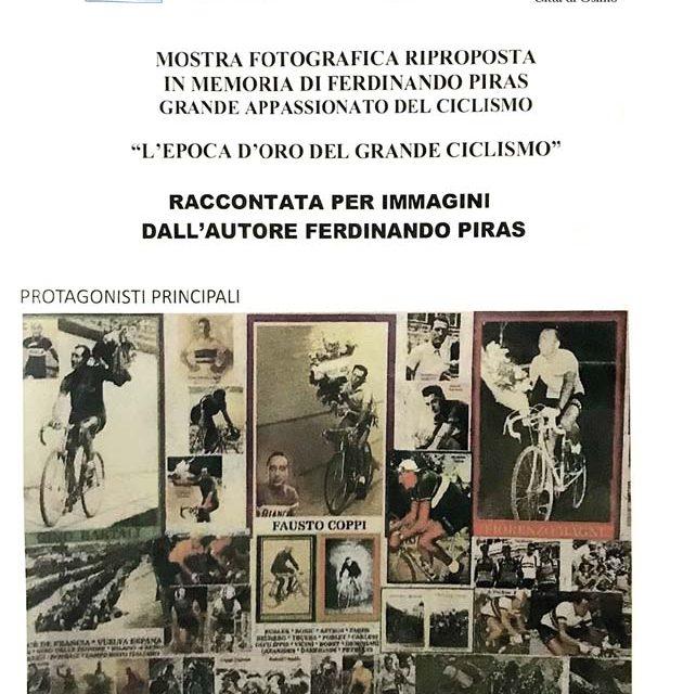 16-17-18 maggio - Mostra Fotografica Piras