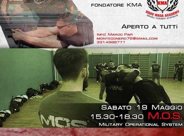19-20 maggio - Seminario Krav Maga