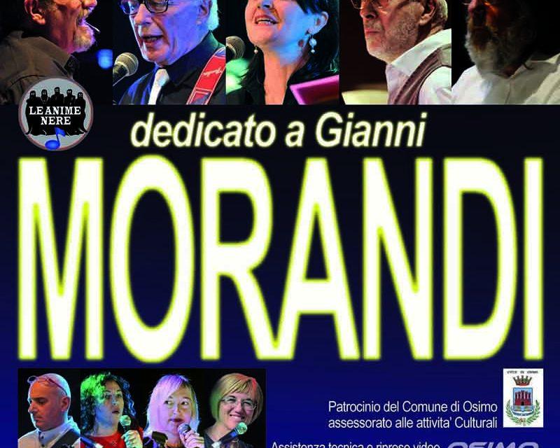 7 luglio 2018 - Le anime nere - Morandi