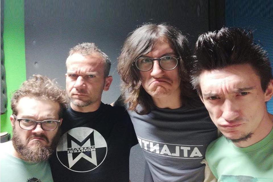"""""""COSÌ CANTÒ IL PROFETA""""<br> MONTESI DEBUTTA COME ROCKSTAR!"""