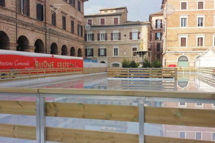 DALLA PISTA DI GHIACCIO PIU' GRANDE DEL CENTRO ITALIA<br> AL LAGO DE PUGNALO', PIU' GRANDE DI QUELLO DE TAVOLO'