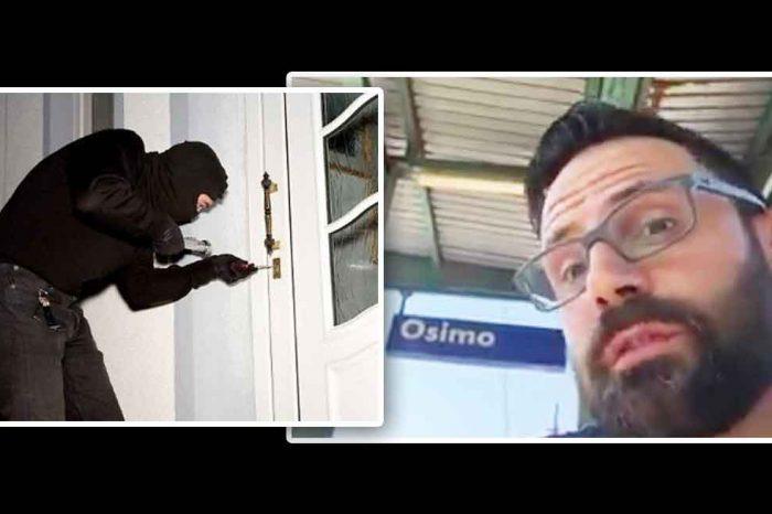ATTACCATA ANCHE L'ABITAZIONE DI CAMPANARI<br> RAID LADRESCO TRA OSIMO STAZIONE E ABBADIA