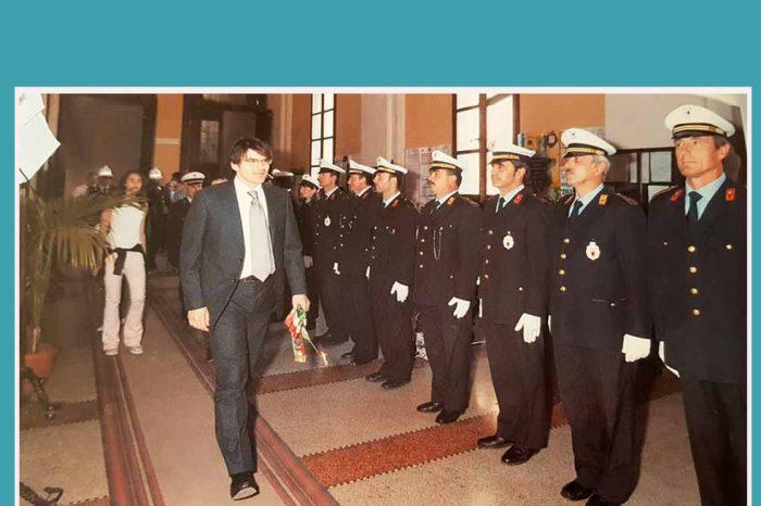 LA CARICA DEI 101 COLONNELLI DI LATINI<br> IN FILA INDIANA LO STATO MAGGIORE DEI CIVICI