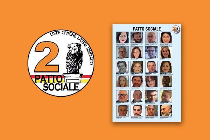 """PREFERENZE """"PATTO SOCIALE"""""""