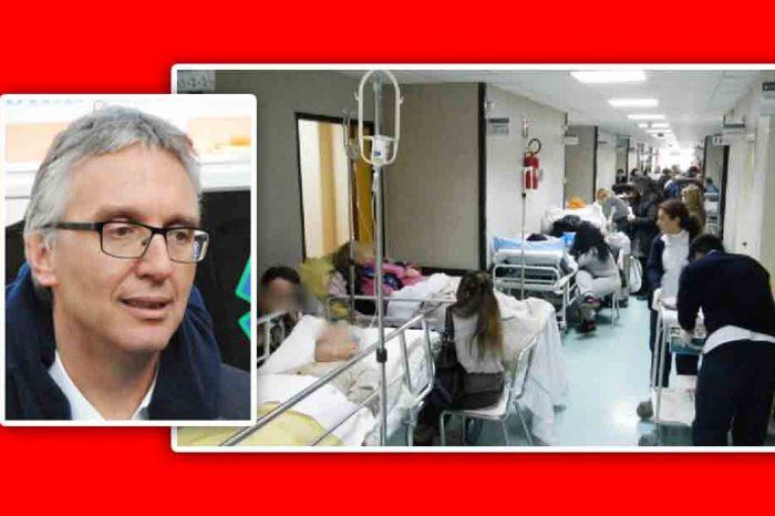IL PRONTO SOCCORSO ALZA BANDIERA BIANCA<br> CERISCIOLI DICHIARATO PEGGIOR POLITICO ITALIANO
