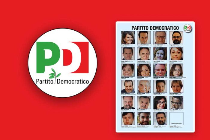 "PREFERENZE ""PARTITO DEMOCRATICO"""