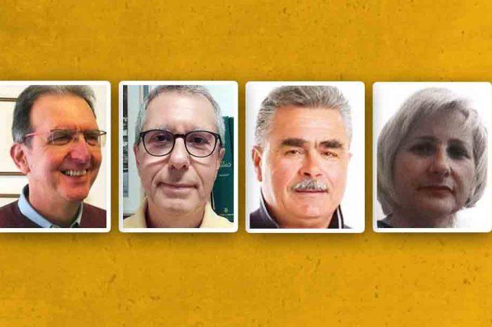 GINNETTI AL COVO APRE LA CAMPAGNA ELETTORALE 2020<br> SAMPAOLO, BUTTARI PRENOTATO; GATTO CONSIGLIERE