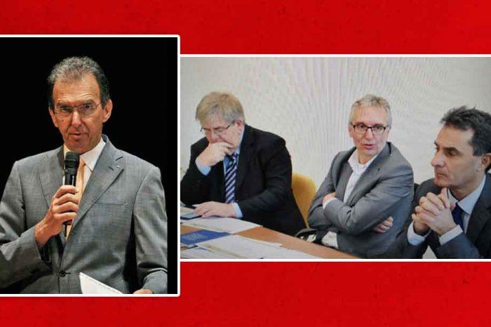 """GINNETTI, ALL'INCASSO LA CAMBIALE DI CINGOLI COL PD<br> GARANTI DELL'ACCORDO I """"BOCCOLOTTI DEL BATTE"""""""